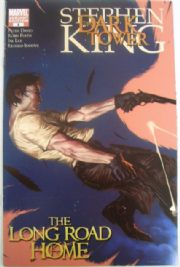 Dark Tower The Long Road Home #3 Djurdjevic Retail Variant 1:25 Marvel comic book